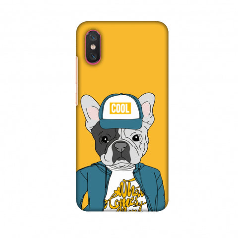 Dog - COOL Slim Hard Shell Case For Xiaomi Mi 8 PRO