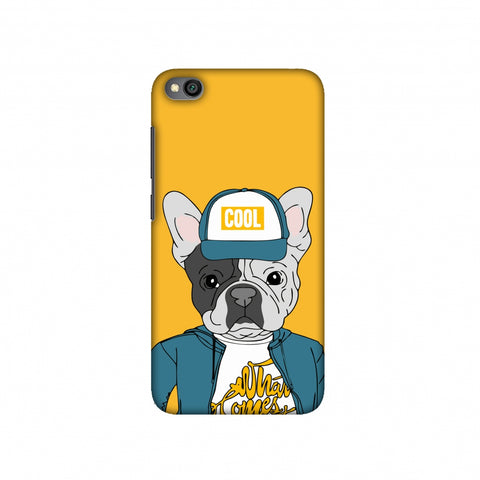 Dog - COOL Slim Hard Shell Case For Redmi Go