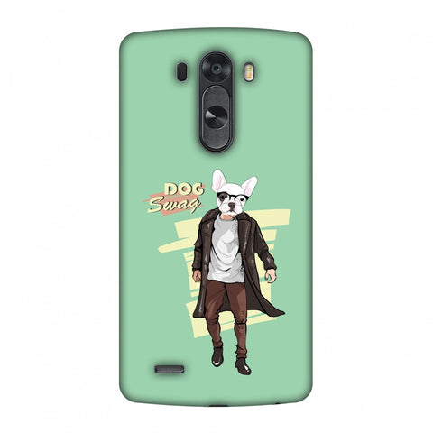 DOG Swag Slim Hard Shell Case For LG G4