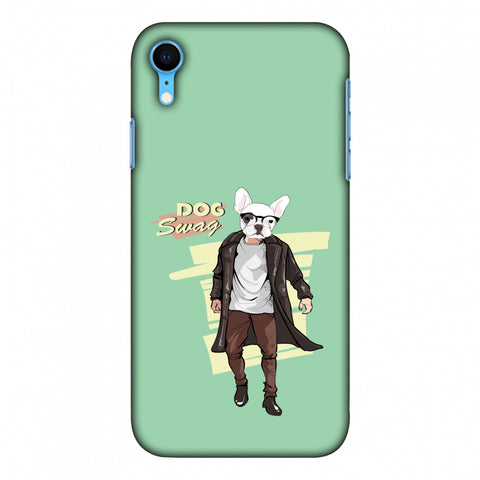 DOG Swag Slim Hard Shell Case For iPhone Xr