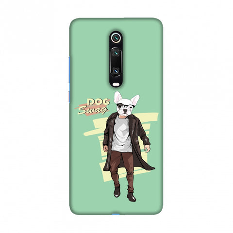 DOG Swag Slim Hard Shell Case For Redmi K20/K20 Pro