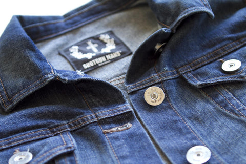 COMING SOON! 12GA Denim Jacket