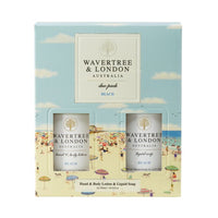 Wavertree & London-DUO HAND WASH AND LOTION GIFT PACK - BEACH