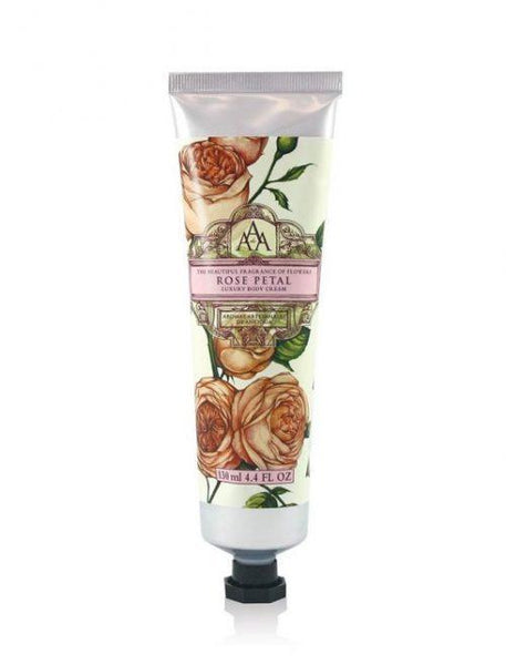 AAA Floral Body Cream - Rose Petal