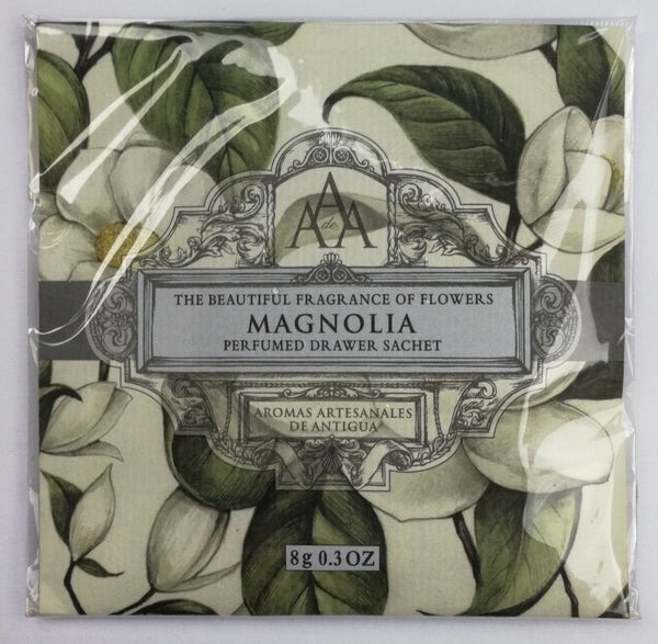 AAA FLORAL MAGNOLIA DRAWER SCENTED SACHET