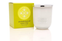 Aromabotanical Lemongrass & Ginger Scented Candle