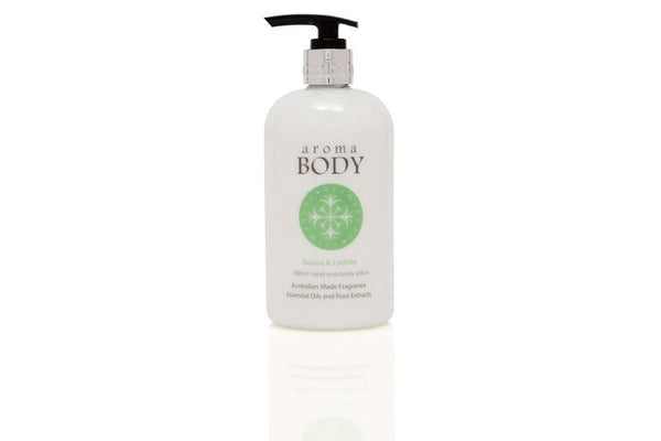 Aromabotanical Guava & Lychee hand and Body Lotion