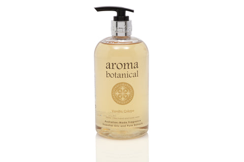 Aromabotanical Vanilla Creme Hand and Body Wash