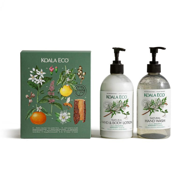 Koala Eco Natural Gift Collection (Rosalina & Peppermint)