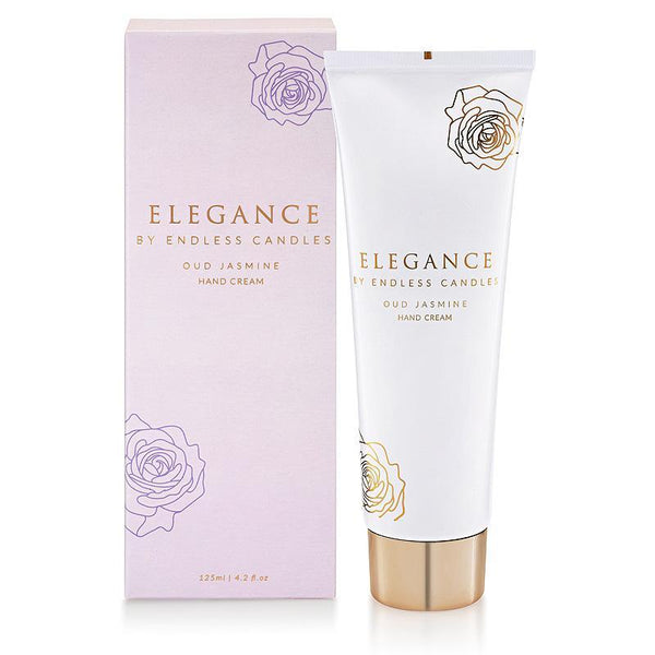 Oud Jasmine- Elegance Hand Cream by Endless Candles