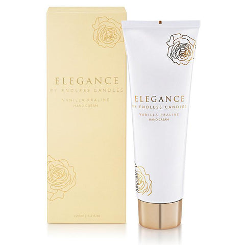 Vanilla Praline - Elegance Hand Cream by Endless Candles