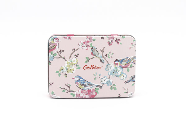 Cath Kidston Blossom Birds Pink Hand And Lip Set