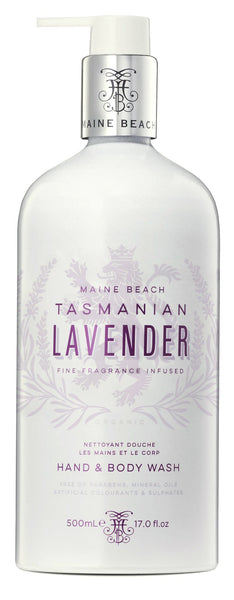Maine Beach - Tasmanian Lavender Hand & Body Wash