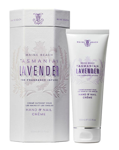 Maine Beach - Tasmanian Lavender Hand and Nail Creme 100ml
