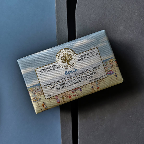 Wavertree & London-BEACH SOAP BAR 200G