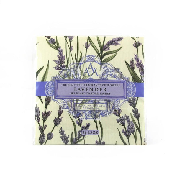 AAA FLORAL LAVENDER DRAWER SCENTED SACHET