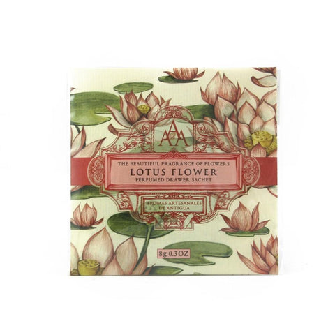 AAA LOTUS FLOWER DRAWER SCENTED SACHET