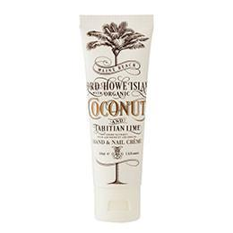 Maine Beach - Lord Howe Island Coconut and Lime Mini Hand and Nail Creme 50ml