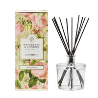 Wavertree & London- ENGLISH ROSE DIFFUSER