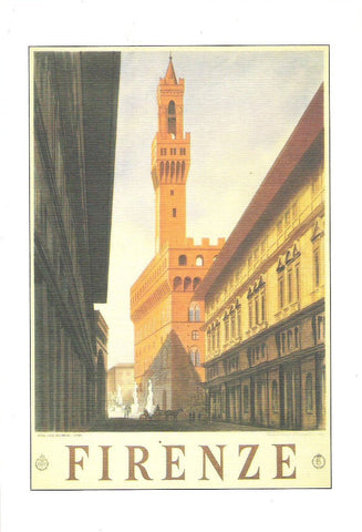 Greeting Cards - Instituto FotoCromo Italiano - Firenze I115