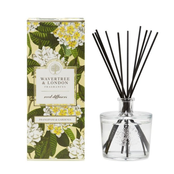 Wavertree & London-FRANGIPANI AND GARDENIA DIFFUSER