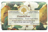 Wavertree & London-FRENCH PEAR SOAP BAR 200G