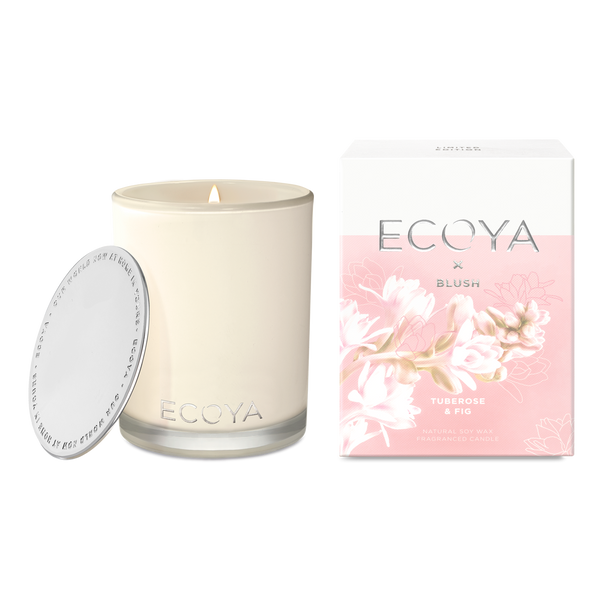ECOYA X BLUSH | Tuberose & Fig Madison Jar