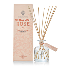 Maine Beach Mt Macedon Rose Diffuser 200ml