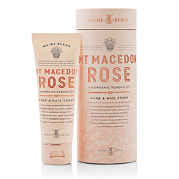 Maine Beach Mt Macedon Rose Hand&Nail Creme 100ml