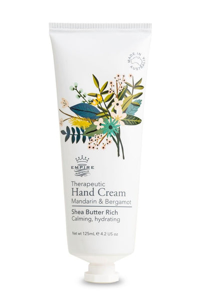 Empire Australia-Mandarin & Bergamot Hand Cream 125mL