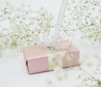Peony Rose Gift Soap In Pink Wrap