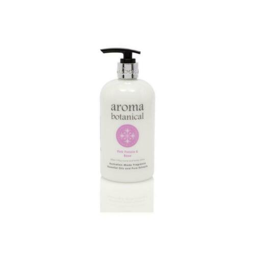 Aromabotanical Pink Freesia and Rose Hand and Body Lotion