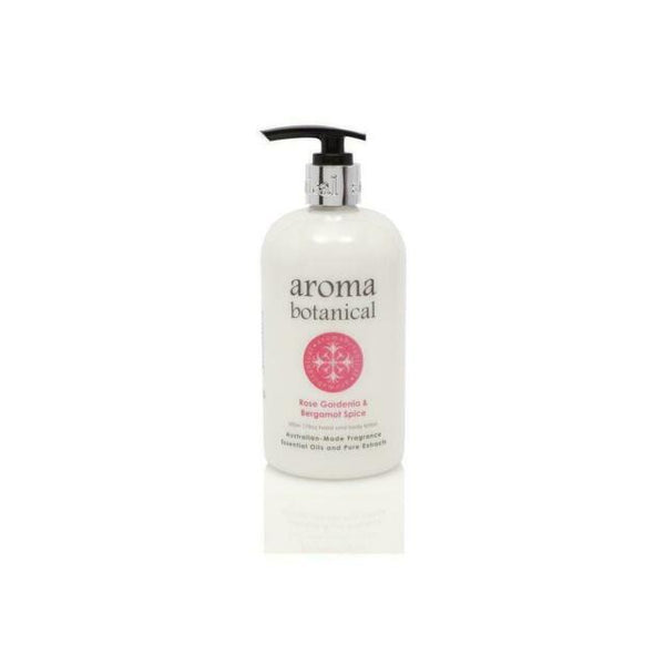 Aromabotanical Rose Gardenia and Bergamot Spice Hand and Body Lotion
