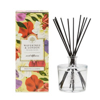 Wavertree & London- SWEET PEA & JASMINE DIFFUSER