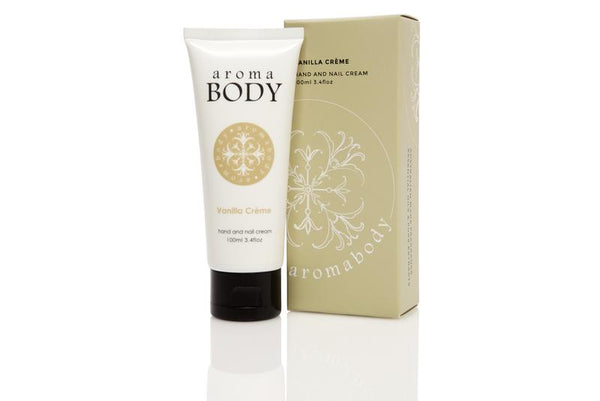 Aromabotanical Vanilla Creme 100ml Hand and Nail Cream