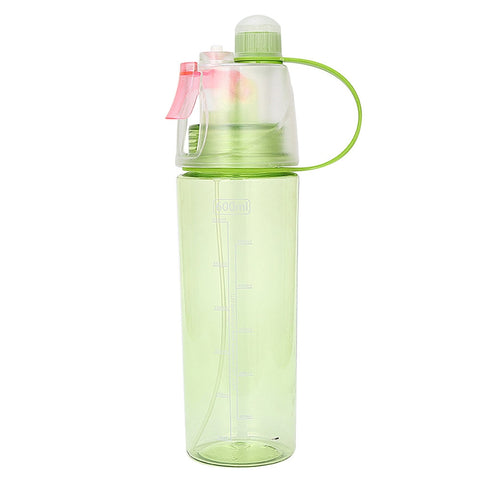 Image of 600 ml Mist Spray Water Bottle for Cycling Gym Beach Sports - Leak Proof Creative Spray Bottle, Houseware, SwaangCity, SwaangCity