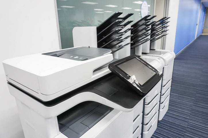 HP Copiers  | Copier Contract Cost | Managed Print Services MPS | Lasers Resource | Grand Rapids MI