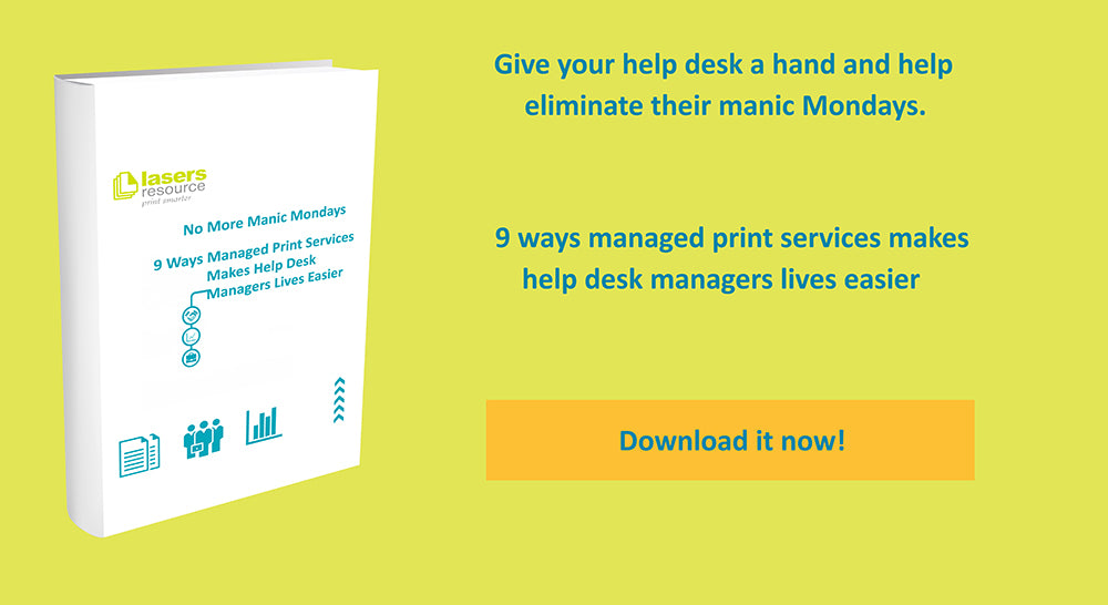 Managed Print Services eBook Download Lasers Resource Grand Rapids MI