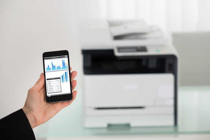 print security   network security   Mobile printing   Print from phone   print experts   data security   Lasers Resource   Grand Rapids MI