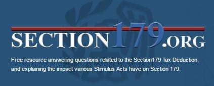 section 179 website taxes