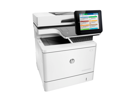 HP Color LaserJet Enterprise Flow MFP M577c Printer