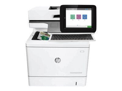 HP Color LaserJet Managed MFP E57540c