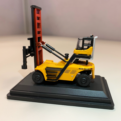 MINI Empty Container Handler
