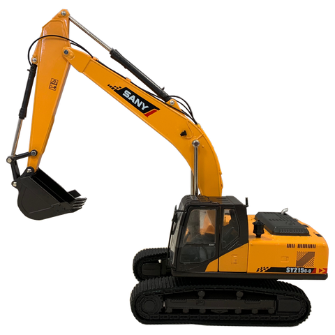 1:35 Scale Model Replica SY215C-9 Excavator