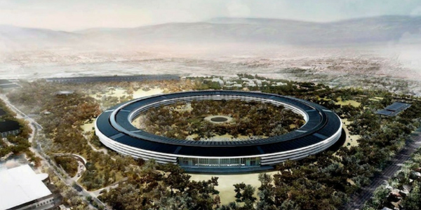 Apple Park Announced, Open to Visitors