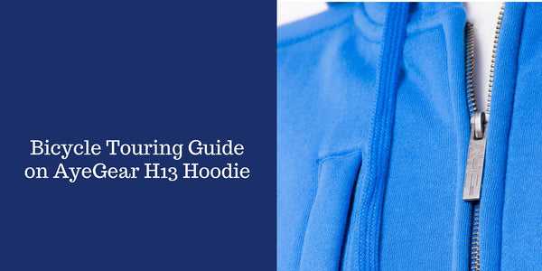 AyeGear H13 Product Review: The King of Bike Touring Hoodies