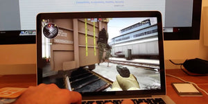 Gaming on Retina Macbook Pro 2013