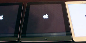 iPad Air VS iPad 4 VS iPad 2