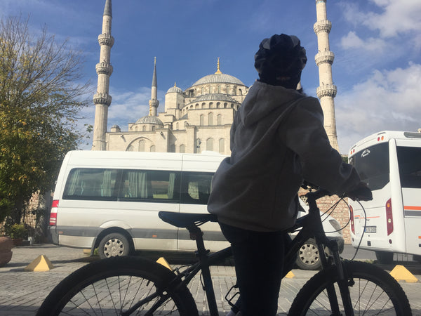 bicycle hire istanbul