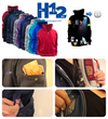 AyeGear H12 - Hoodie , Hoodie - AyeGear, AyeGear - Travel Clothing, Carry Your iPad | Travel Vests | Hoodies | Jackets | Tees  - 7